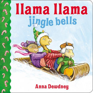 Llama Llama Jingle Bells board book