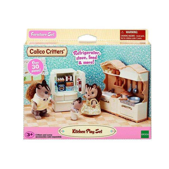 Calico Critters: Kitchen Play Set