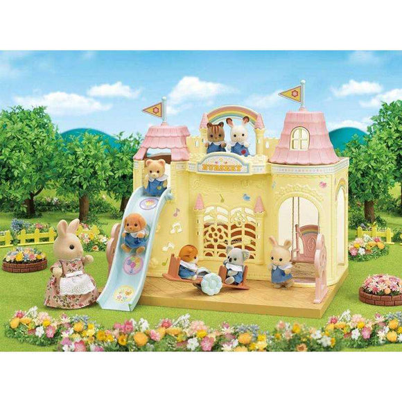 Calico Critters: Baby Castle Nursery