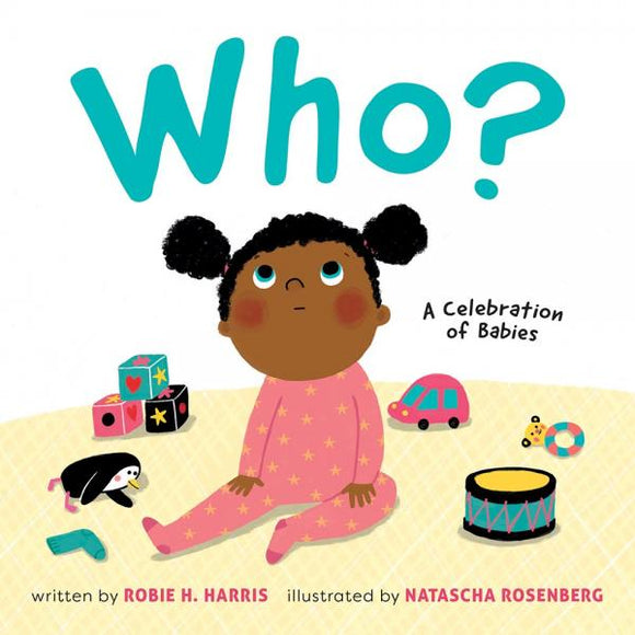 Who? A Celebration of Babies board book