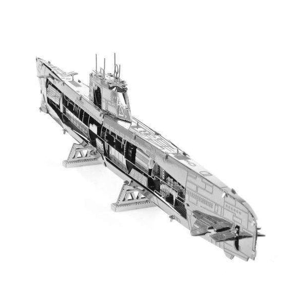 MetalEarth German U Boat