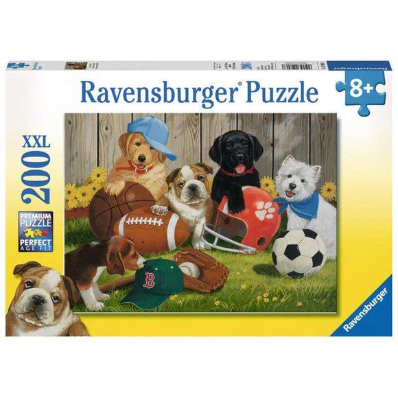 Let's Play Ball (200 pieces)