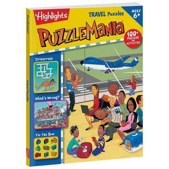 Highlights: PuzzleMania: Travel Puzzles