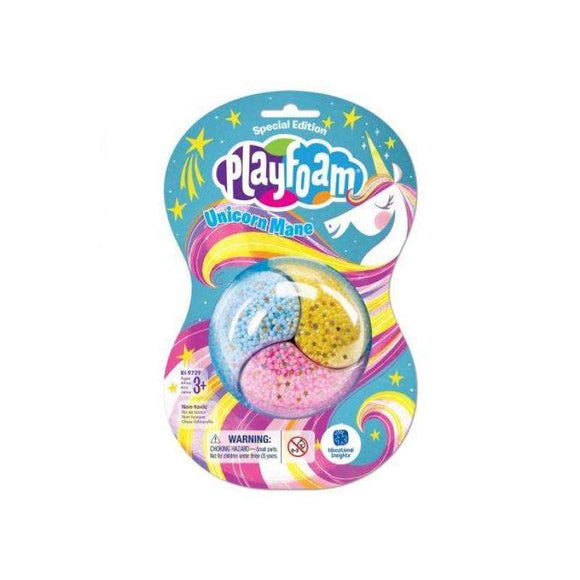 Playfoam Jumbo Pod Unicorn Mane