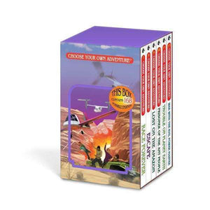 Choose Your Own Adventure: 6-book Box Set #2