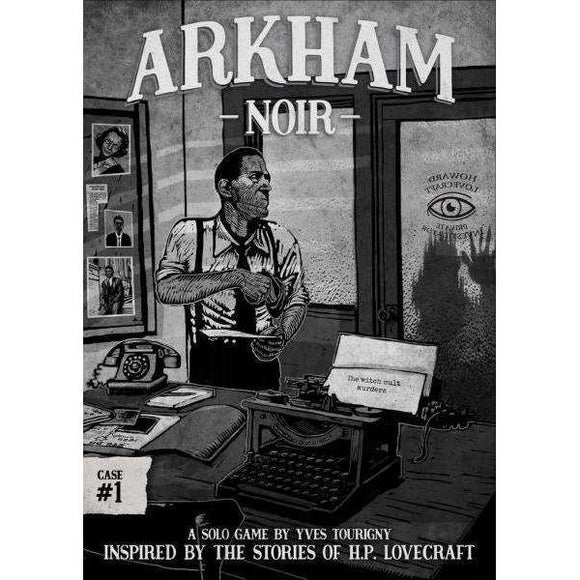 Arkham Noir: Case #1 - The Witch Cult Murders