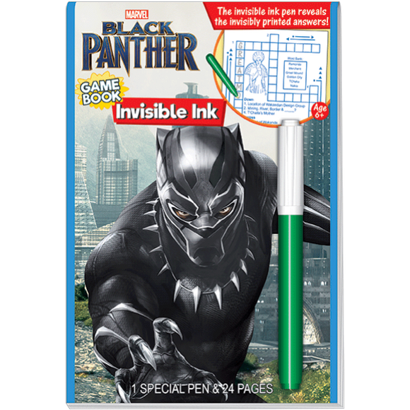Magic Pen - Black Panther