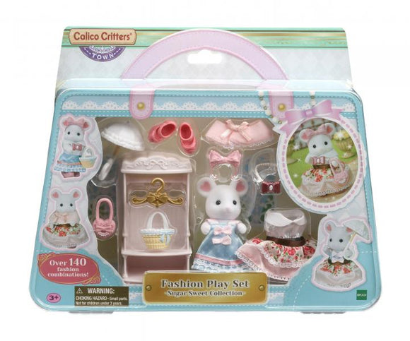 Calico Critters Town: Fashion Playset Sugar Sweet