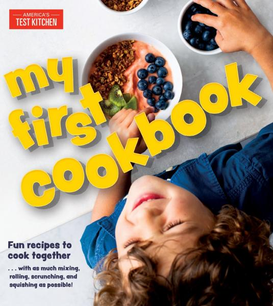 My First Cookbook (hardcover)