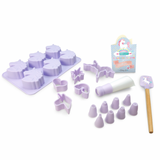 Ultimate Baking Party Set: Unicorns and Rainbows
