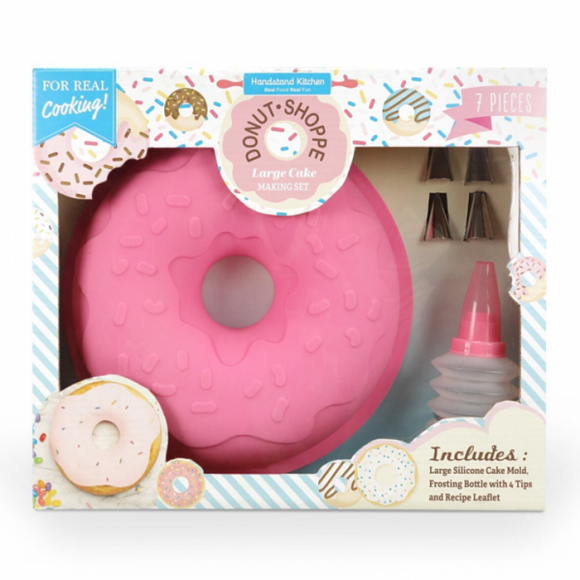 Donut Shop Large Cake Making Set