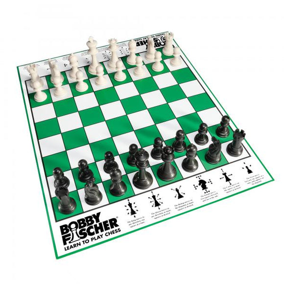 Bobby Fischer® Learn to Play Chess – Winner of the Mom's Choice Award