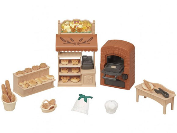 Calico Critters: Bakery Shop Starter Set