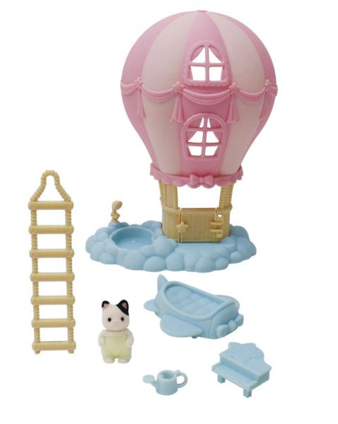 Calico Critters: Baby Balloon Playhouse