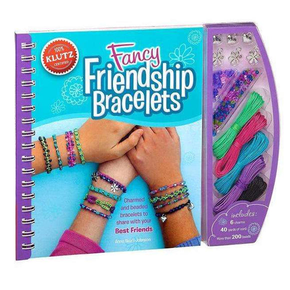 Fancy Friendship Bracelets
