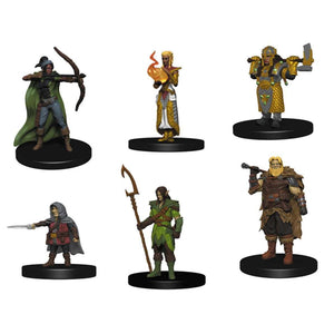 Dungeons & Dragons: Icons of the Realms Starter Set