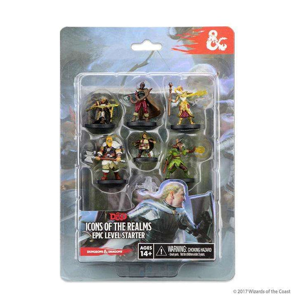 Dungeons & Dragons: Icons of the Realms Epic Level Starter