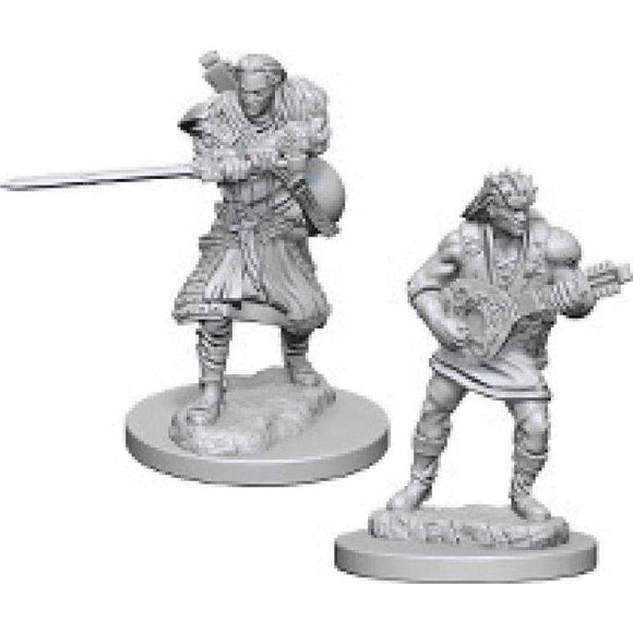 D&D Nolzur's Marvelous Miniatures: Human Male Bard