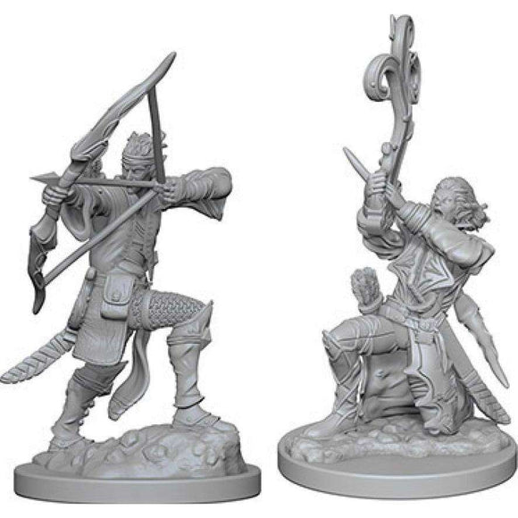 D&D Nolzur's Marvelous Miniatures: Elf Male Bard