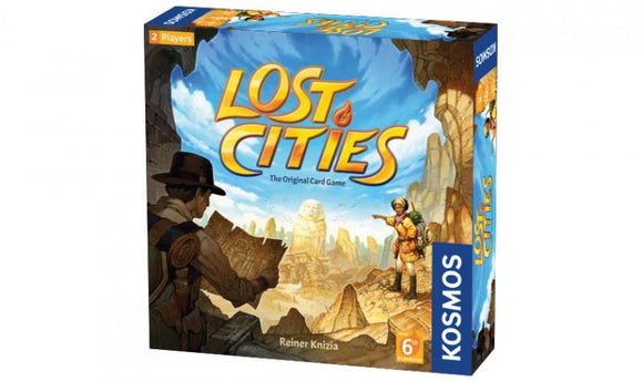 Lost Cities (With 6th Expedition)