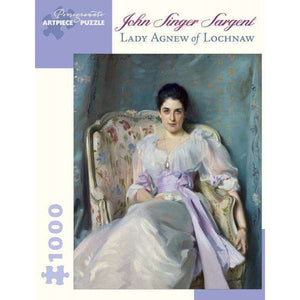 Sargent: Lady Agnew of Lochnaw (1000 pieces)