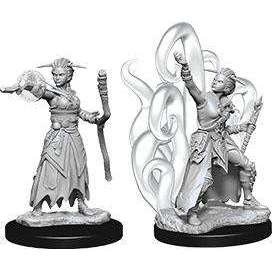 D&D Nolzur's Marvelous Miniatures: Female Human Warlock