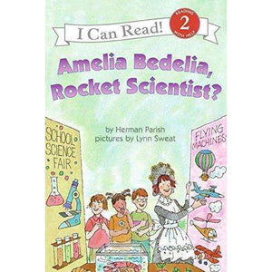 I Can Read-Amelia Bedelia, Rocket Scientist?