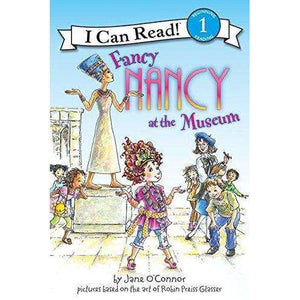 I Can Read-Fancy Nancy at the Museum