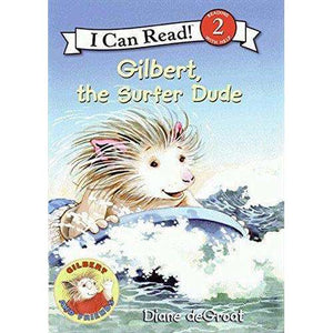 I Can Read-Gilbert, the Surfer Dude