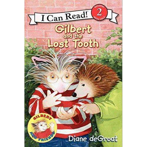 I Can Read-Gilbert and the Lost Tooth