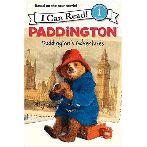 I Can Read-Paddington: Paddington's Adventures