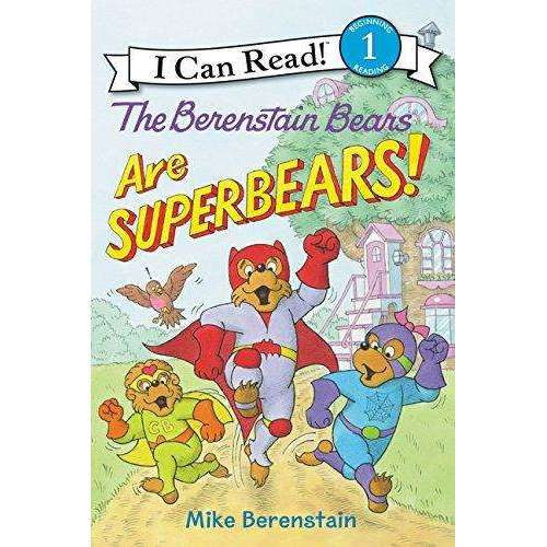 I Can Read-Berenstain Bears Are Superbears