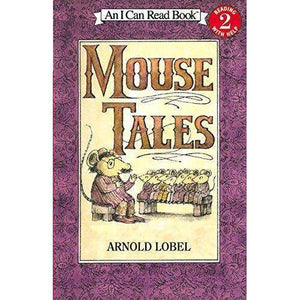 I Can Read-Mouse Tales