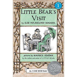 I Can Read-Little Bear's Visit