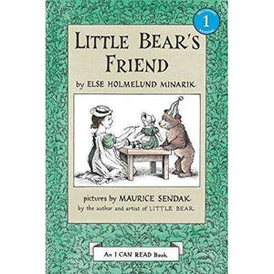 I Can Read-Little Bear's Friend