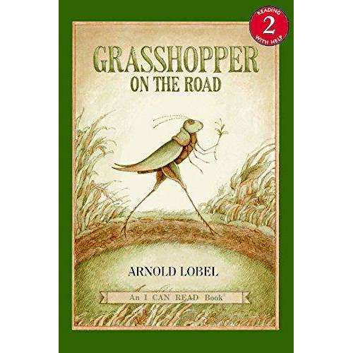 I Can Read-Grasshopper on the Road