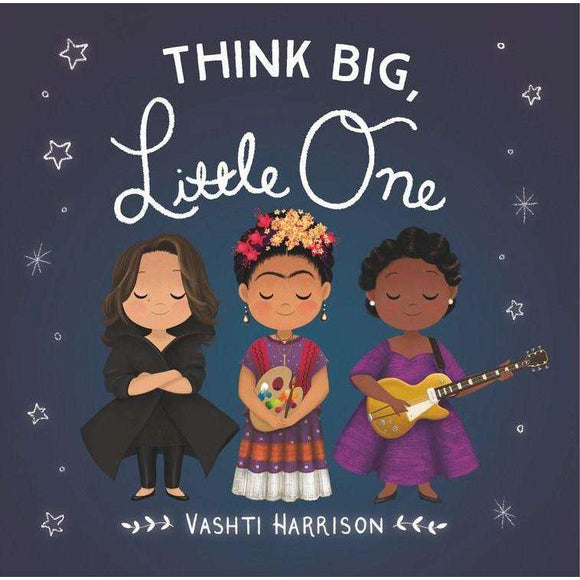 Think Big, Little One (Harrison)