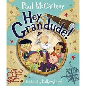 Hey Grandude (Paul McCartney)