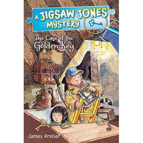 Jigsaw Jones: The Case of the Golden Key