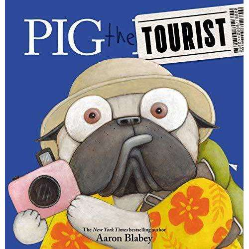 Pig the Tourist (Blabey)