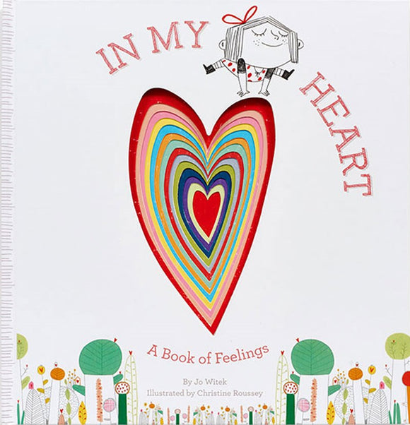 In My Heart: A Book of Feelings (Witek)