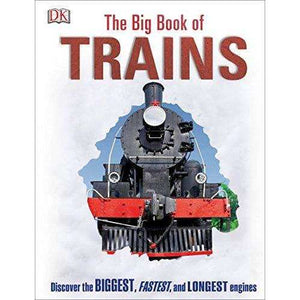 The Big Book of Trains (DK)
