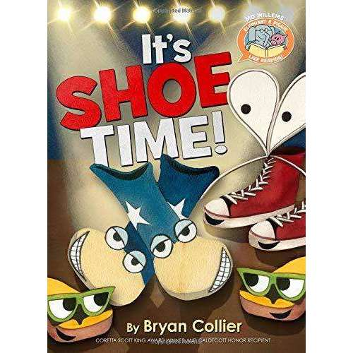 It's Shoe Time (Elephant and Piggie Like Reading)