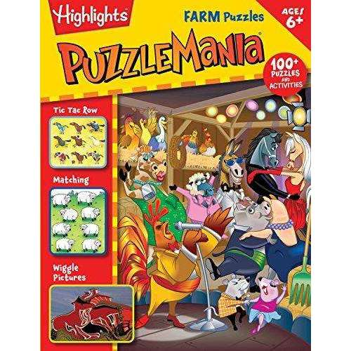 Highlights: PuzzleMania: Farm Puzzles