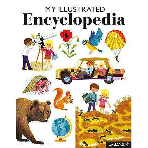 My Illustrated Encyclopedia (Alain Gree)