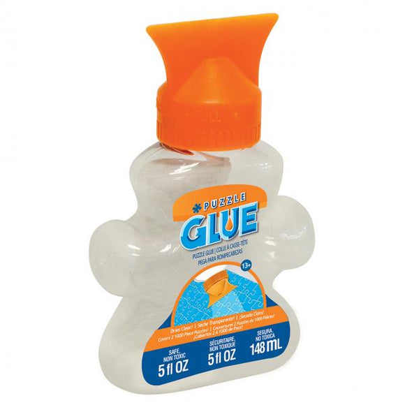 MasterPieces 5 oz puzzle glue in shaped bottle