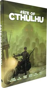 Fate: Fate of Cthulhu Core Rules (HC)