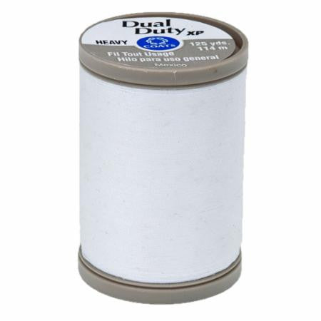 Coats & Clark Dual Duty XP (Xtra Performance) Heavy Thread-125 yard spools