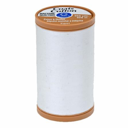 Coats ® Cotton Machine Quilting – S975-350 yard spools