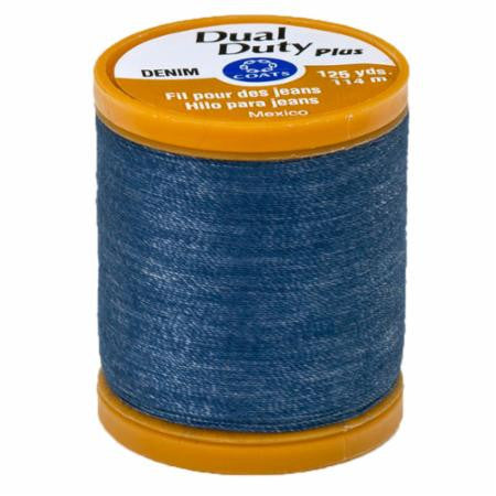 Coats S976 Dual Duty Plus® Denim Thread-125 yard spool